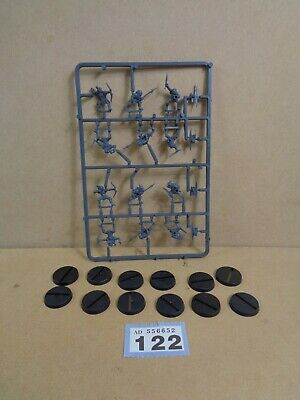 Warhammer Middle Earth Lord of the Rings Moria Goblins on sprue 122