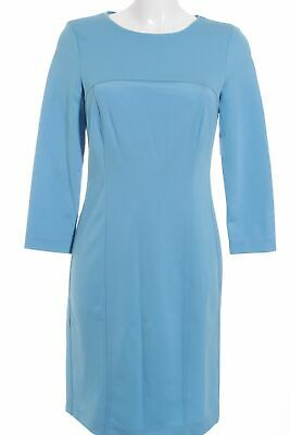 MARC AUREL Etuikleid himmelblau Business-Look Damen Gr. DE 38 Kleid Dress