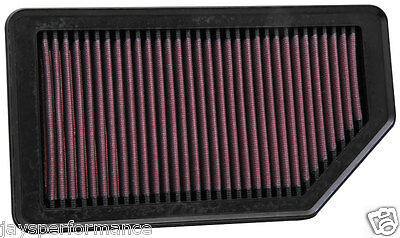 KN AIR FILTER REPLACEMENT HYUNDAI ACCENT IV 1.4i, 1.6i, 1.6d 2011 - 2015
