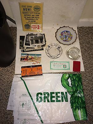 Vintage Ad Items,Buster Brown,Wellco,Sealtest Ice Cream,USS,Cleveland,Burry's