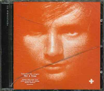 "ED SHEERAN ""+"" CD-Album"