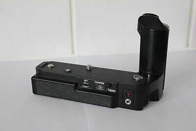 Canon AE Power Winder FN Four New Canon F-1 SLR Film Camera Hard To Find