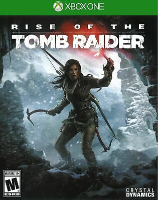 Rise Of The Tomb Raider /xbox One/ Profile Offline (Read Desc)