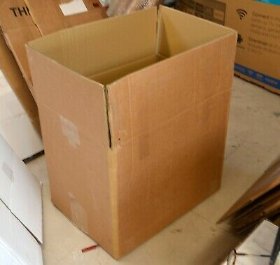 5 X Double Wall - Strong Removal Mailing Cardboard Boxes Cartons