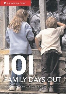 Very Good, 101 Family Days Out, National Trust, Book