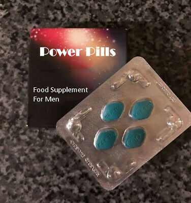 Blue Sex Aid 8000mg X4! (1 Blister Pack) Expiry 09/2022