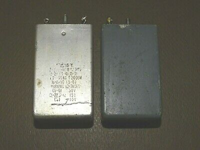 Pair, Western Electric Transformers, Good