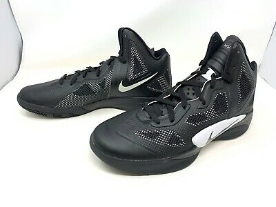 quality design 940a6 3ad71 Mens Nike (454146-001) Zoom Hyperfuse 2011 TB Shoes (2z)