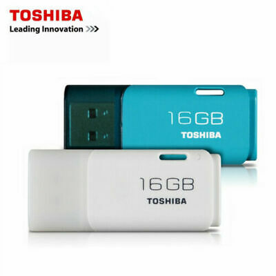 Toshiba Transmemory U202 16Gb Usb Flash Drive Memory Stick Usb 2.0
