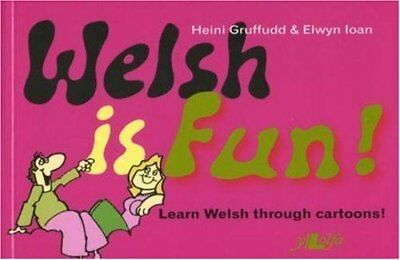 (Good)-Welsh Is Fun!: A New Course in Spoken Welsh for the Beginner (Paperback)-