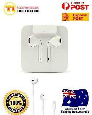 Genuine Apple Earphones Headphones EarPods A1748 For iPhone7 8 PLUS X XR XS MAX