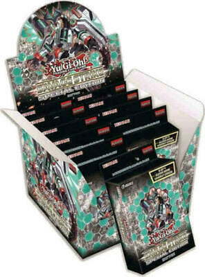 Yugioh Savage Strike Special Edition Factory Sealed Box - 10 Decks