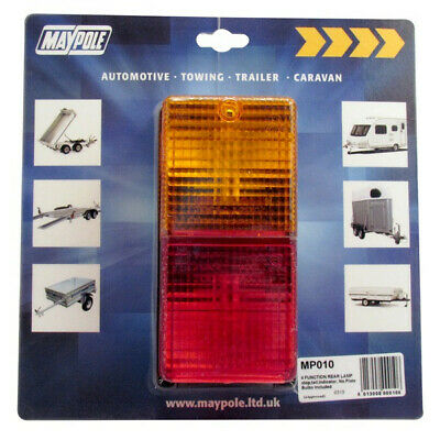 Rear Lamp Rectangle Combination Maypole 010