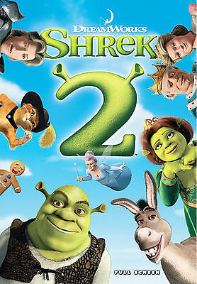 Shrek 2 (Full Screen Edition) - Puss In Boots premiere