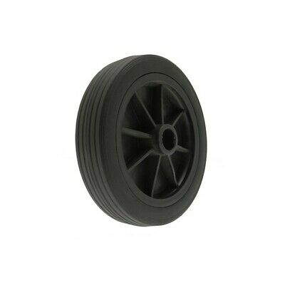 Jockey Wheel Spare Wheel Solid Tyre For MP225 Maypole 226