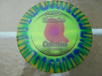 Innova Champion Bubble Rim Colossus Frisbee Disc Golf - 170g