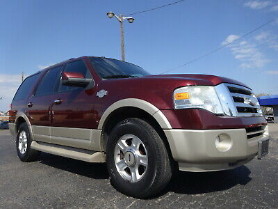 2009 Ford Expedition KING RANCH 2009 FORD EXPEDITION KING RANCH TX RUST FREE V8 5.4L TV DVD BACK-UP CAM MOONROOF