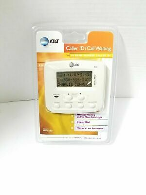 AT&T Caller ID Call Waiting #436 - 90 Name/Number Caller ID