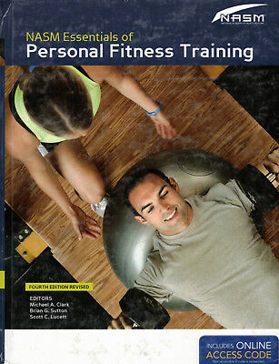 NASM Essentials of Personal Fitness Training Fourth Edition Michael A. Clark