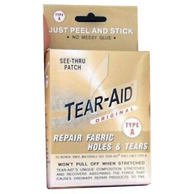 Tear-Aid Type A Fabric Patch Kit