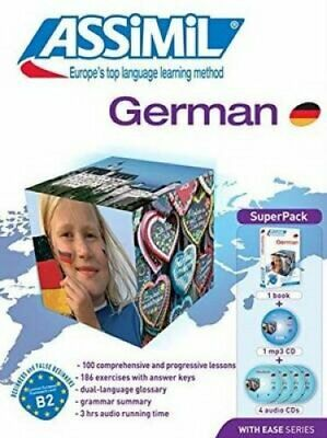 German Super Pack German Approach to English 9782700580495