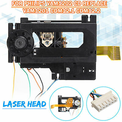 Laser Lens Pickup Optical For Philips VAM1202CD Replace VAM1201 CDM12.1/2 HK