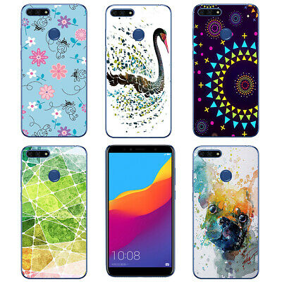 DIY Soft Cover For Alcatel 3 5052D 5052Y 3C 5026 3L 3V 5099U 3X 5058Y 5058i Case