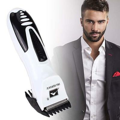 Professional Men's Electric Shaver Razor Beard Hair Clipper Trimmer Grooming ˇQE