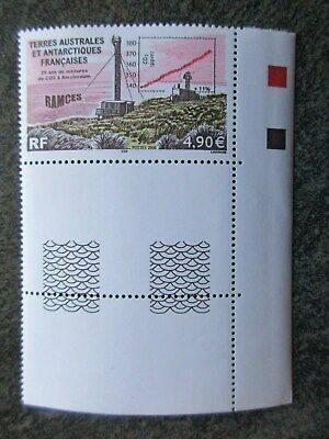 TAAF lot timbres N° 444 neuf ** cote 19 faciale 4.90 euros TBE ZK276