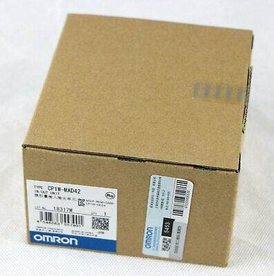 1PC NEW Omron CP1W-MAD42