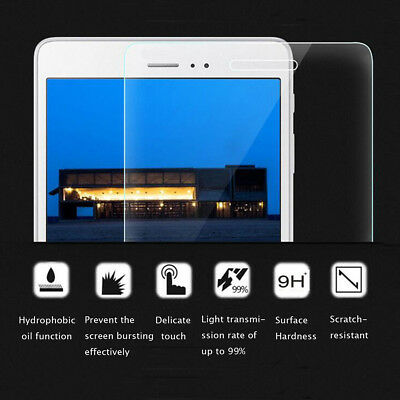 Genuine Tempered Glass Screen Protector 9H For Galaxy Tab A 8.0'' SMT350