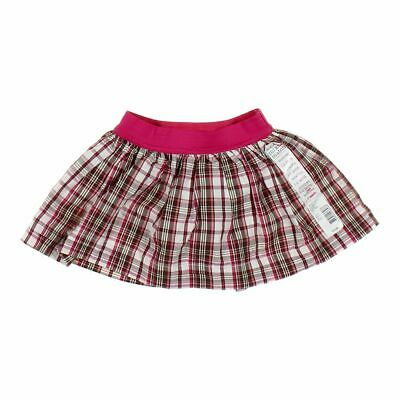 ad14f9d6f4 Toughskins Baby Girls Skirt, size 12 mo, brown, cotton, polyester