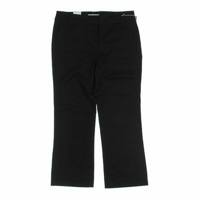 Living Planet Women's  Casual Pants size 10,  black,  basic,  cotton, spandex