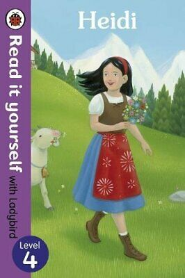Heidi - Read it yourself with Ladybird: Level 4-Tamsin Hinrichsen