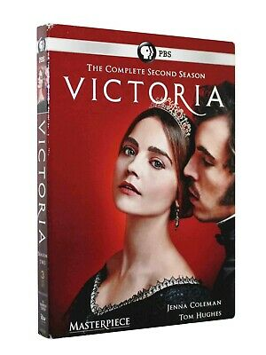 Victoria Season 2-Brand New Sealed-(DVD,3-Disc Set)