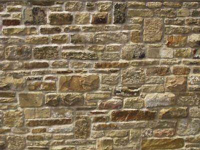 #  8 SHEETS EMBOSSED BUMPY BRICK stone PAPER 21x29cm SCALE 1//24 CODE 10Ag