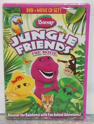 BARNEY AND FRIENDS 8 SET Brand NEW DVDs Baby Bop, BJ, Riff