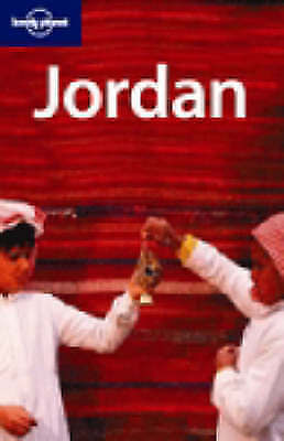 Jordan (Lonely Planet Country Guides), Mayhew, Bradley, Very Good Book