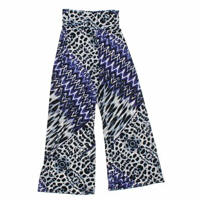 Body Central Women's Trendy Pants size S,  blue/navy,  polyester, spandex