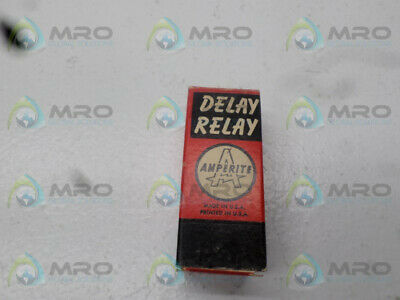 Amperite 115C15 Time Delay Relay * New In Box *