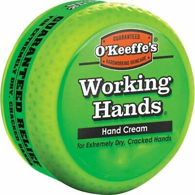 4 x O'Keeffes Working Hands Hand Cream 96g x 4 - New & Sealed