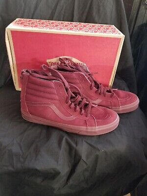 f2e593f5e87a6c VANS SK8 HI Reissue zip Port Royale VN0004KYJUW shoes -  15.35 ...