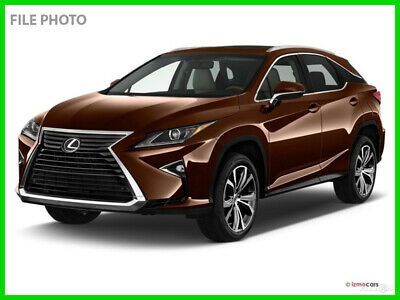 2018 Lexus RX  2018 Used Certified 3.5L V6 24V Automatic FWD SUV Premium Moonroof
