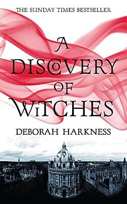 (Good)-A Discovery of Witches (All Souls Trilogy 1) (Paperback)-Deborah Harkness