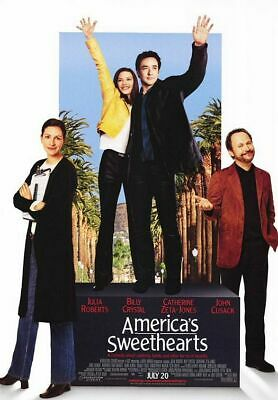 Americas Sweethearts (DVD, 2001) [DISC ONLY]