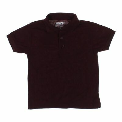 Genuine Kids from OshKosh Boys  Polo Shirt, size 4/4T,  red,  cotton, polyester