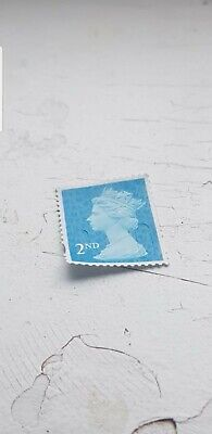 100 2nd class used security stamps unfranked off paper no gumGood quality