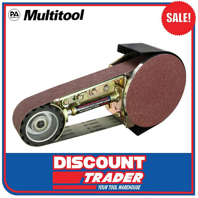 """PA Multitool Attachment 362 50x915mm Belt Suits Most 6"""" 8"""" Bench Grinders PO362"""