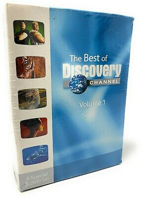 The Best of Discovery Channel, Volume 1 (5-Disc DVD Set, 2004) Chopper Tigers