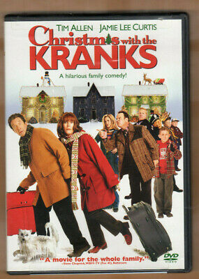 Christmas with the Kranks - DVD - Tim Allen - excellent condition